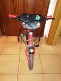 Bicicleta de niño 15 euros - foto