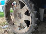 Ruedas para tractor - foto