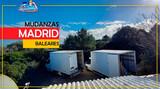 Mudanzas de Madrid a Ibiza - foto