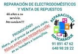 REPARACIÓN, LAVADORAS, FRIGORÍFICOS - foto