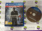 UNCHARTED 4 PS4 - foto