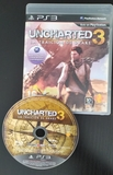 uncharted 3 ps3 - foto