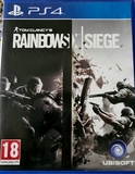 Tom clancy\'s rainbow six siege sony ps4 - foto