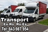 Asiguram transport Spania Romania - - foto