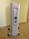 Calefactor de aceite - foto