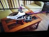 helicóptero raptor 50 - foto