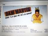 Dani Martín,gira lo que me de la gana - foto