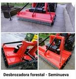 DESBROZADORA FORESTAL - foto