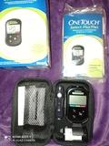 Aparato para medir glucosa en la sangre - foto