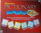 Juego de mesa Pictionary Manía Junior - foto