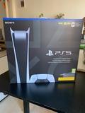 PlayStation 5 Edición Digital - foto
