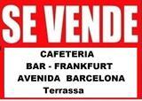 VENDO BAR FRANKFURT -  AVENIDA BARCELONA - foto
