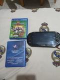 se vende PSP vita nueva + invizimals - foto
