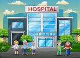 ACOMPAÑAMIENTO EN HOSPITAL - foto
