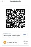 Acepto donación Anónima de BTC - foto