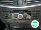 radio cd mercedes e220 cdi w212 - foto