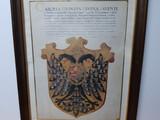 Escudo armas Carlos V - foto