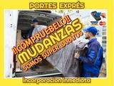 Mudanzas portes traslados transporte - foto