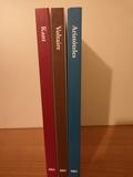 3 LIBROS FILOSOFÍA RBA - foto