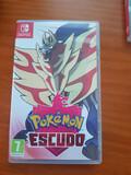 Juego pokemon escudo nintendo switch  - foto