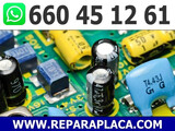 REPARACIÓN PLACA ELECTRÓNICA ELECTRODOMÉ - foto