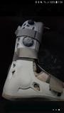 bota ortopedica - foto