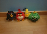 coleccion angry birds - foto