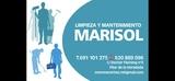 Limpieza y mantenimiento Marisol. - foto