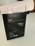 Baterías TB 47 y TB 48 - foto