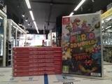 super Mario 3d world Bowser Fury - foto