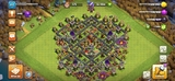 Aldea clash of clans th10 - foto