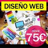 diseño web + posicionamiento SEO SEM - foto