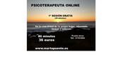 Psicoterapeuta (psicÓloga) online - foto