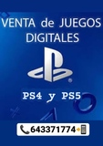 Juegos digitales castellanos ps4-ps5 - foto