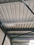 Condensacion en naves, techos - foto