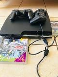 Se Vende PS3 Con 2 Mandos y 6 Juegos - foto