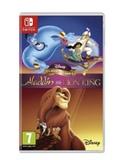 juego aladdin y el rey leon - foto