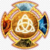 Amuleto Celta Conjurado Individualmente - foto