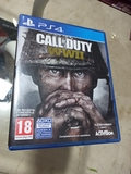 Juego Call of duty WWII para ps4 - foto