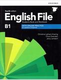 ENGLISH FILE FOURTH EDITION B1 - foto