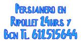 PERSIANERO EN RIPOLLET 24HRS ECONOMICO - foto