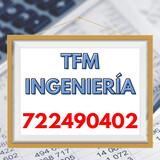 AYUDA UNIVERSITARIA  TFM/TFG INGENIERÍA- - foto