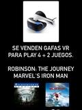 PSVR + 2 Juegos - foto