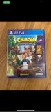 juego ps4 crash bandicoot trilogy - foto