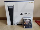 Playstation 5 a estrenar + juego - foto