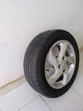 4 ruedas peugeot 206 - foto
