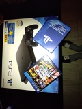 playstation 4 original en su caja - foto