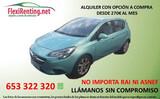 Alquiler coche opción a compra Valencia - foto