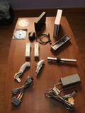 Wii modificada,disco duro y accesorios. - foto
