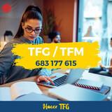 SACA SOBRESALIENTE TFM/TFG - foto